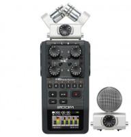 Портативный шестиканальный рекордер ZOOM H6